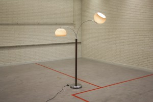 VINTAGE DIJKSTRA BOGEN LAMP