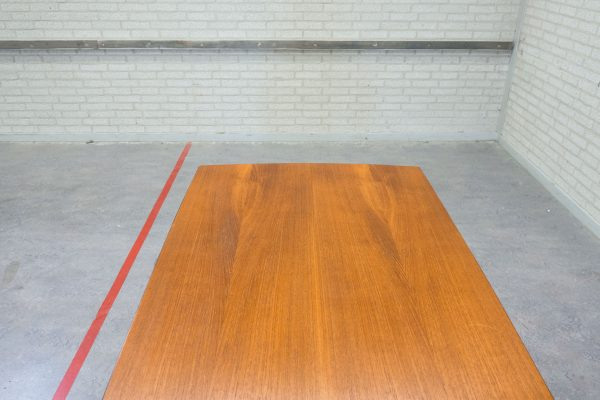Vintage teak extendable dining table  Shapes and Sizes