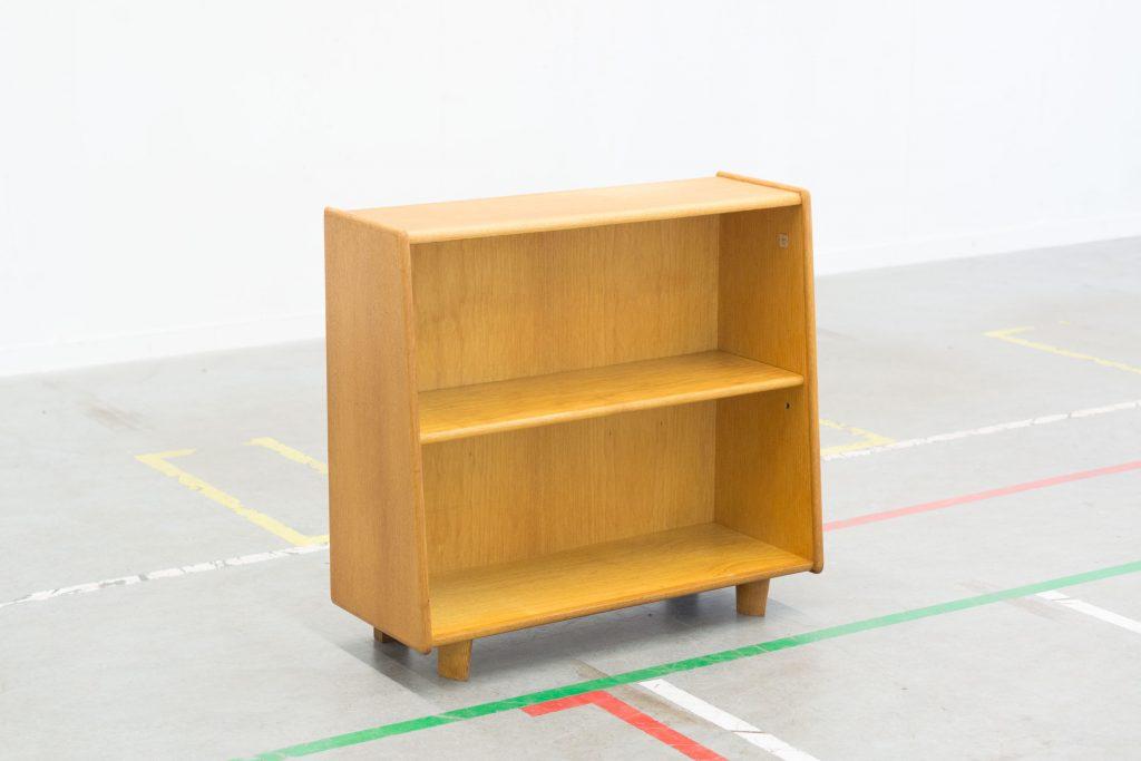 pastoe oak series book case cabinet cees braakman