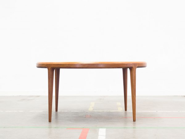 CFC SILKEBORG TEAK COFFEE TABLE - JOHANNES ANDERSEN