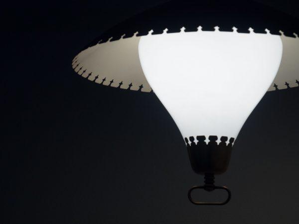 VINTAGE DANISH PENDANT LIGHT - BENT KARLBY