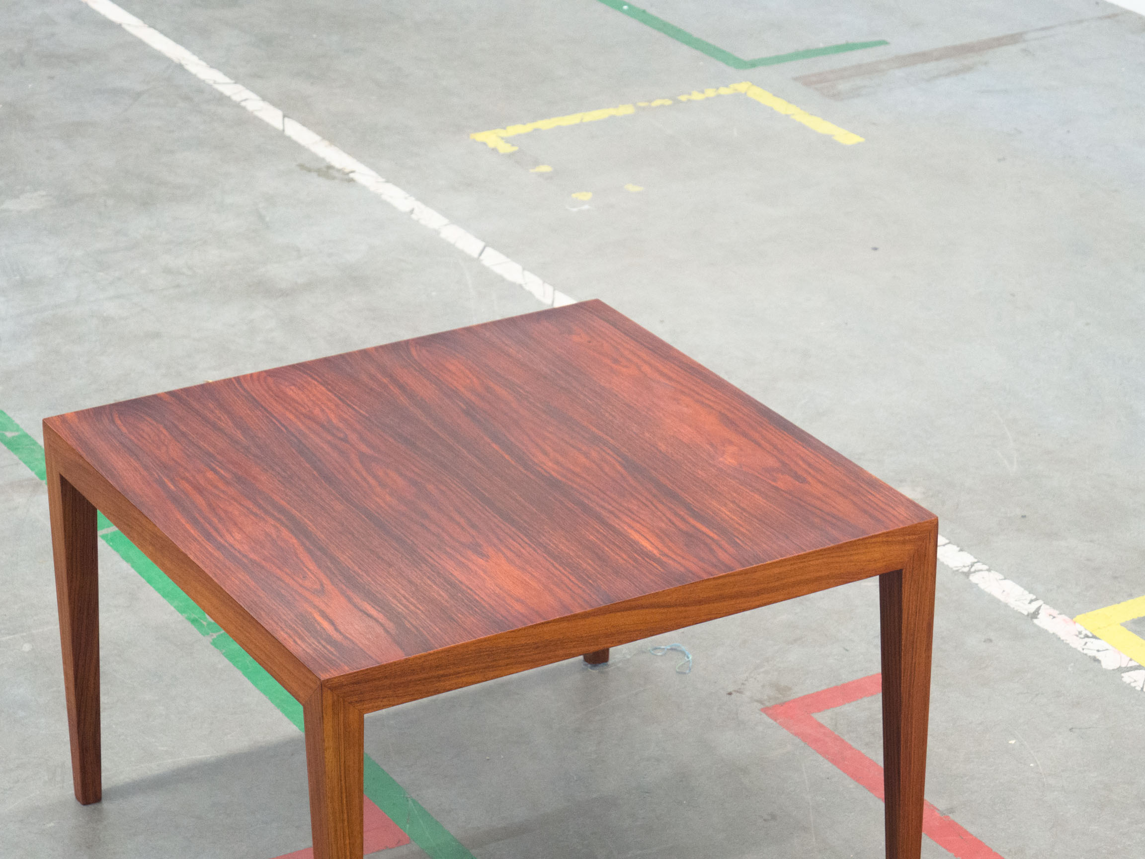 Marvelous Haslev Mobelsnedkeri Rosewood Coffee Table Severin Hansen Caraccident5 Cool Chair Designs And Ideas Caraccident5Info