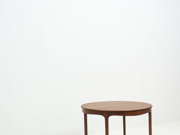 A.J. IVERSEN ROSEWOOD COFFEE TABLE - OLE WANSCHER
