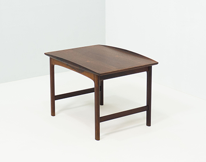 Tingströms rosewood side table – Folke Ohlsson