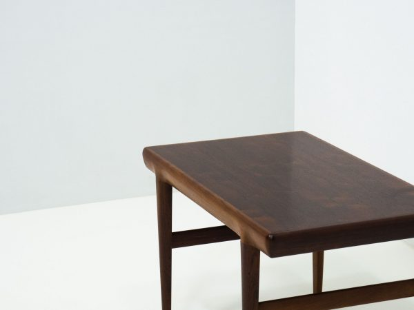 CFC SILKEBORG ROSEWOOD SIDE TABLE - JOHANNES ANDERSEN