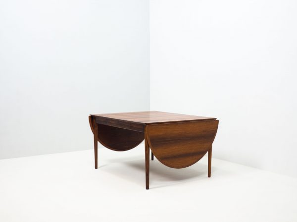 SIBAST MØBLER 'MODEL 227' EXTENDABLE ROSEWOOD DINING TABLE - ARNE VODDER