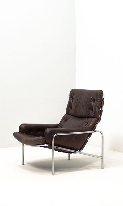Spectrum 'SZ09' Nagoya lounge chair – Martin Visser