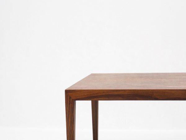 HASLEV MØBELSNEDKERI ROSEWOOD COFFEE TABLE - SEVERIN HANSEN