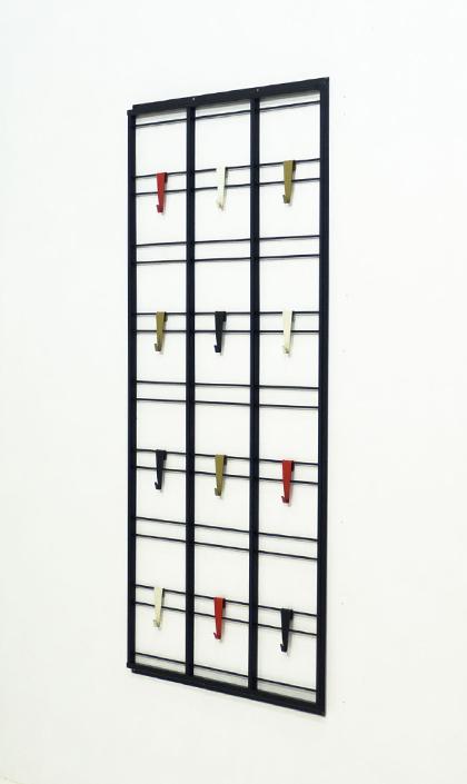 Pilastro 'Toonladder' coat hanger – Tjerk Reijenga