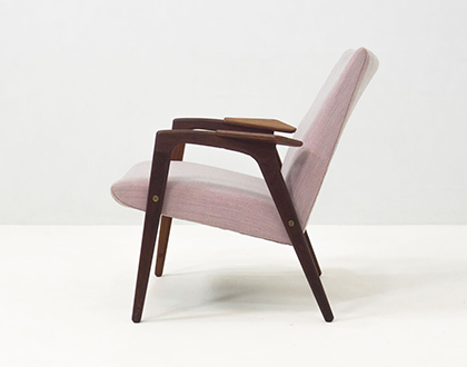 Pastoe 'Ruster' lounge chair – Yngve Ekström